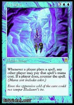 Ice Cave, Apocalypse, Magic the Gathering