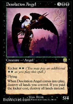 Desolation Angel, Apocalypse, Magic the Gathering