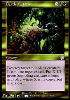 Death Mutation, Apocalypse, Magic the Gathering