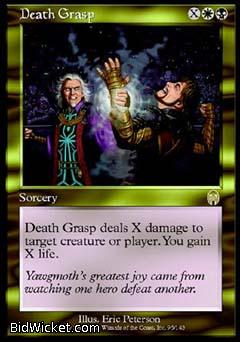 Death Grasp, Apocalypse, Magic the Gathering
