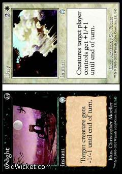 Night/Day (Night), Apocalypse, Magic the Gathering