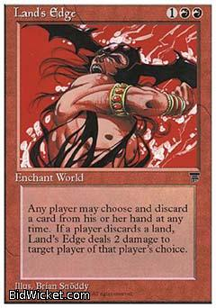 Land's Edge, Chronicles, Magic the Gathering