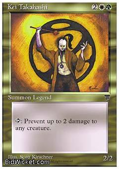 Kei Takahashi, Chronicles, Magic the Gathering