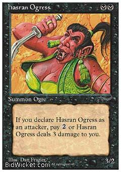 Hasran Ogress, Chronicles, Magic the Gathering