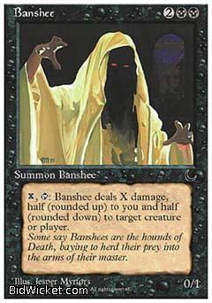 Banshee, Chronicles, Magic the Gathering