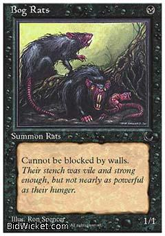 Bog Rats, Chronicles, Magic the Gathering