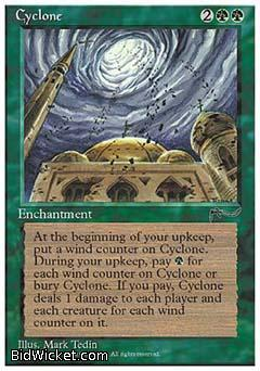 Cyclone, Chronicles, Magic the Gathering