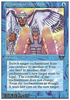 Enchantment Alteration, Chronicles, Magic the Gathering
