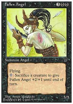 Fallen Angel, Chronicles, Magic the Gathering