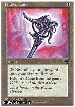 Feldon's Cane, Chronicles, Magic the Gathering