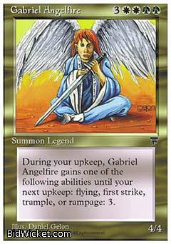 Gabriel Angelfire, Chronicles, Magic the Gathering