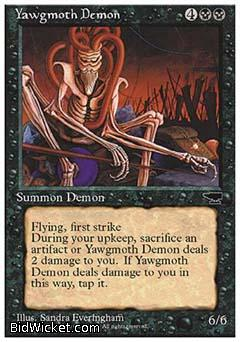 Yawgmoth Demon, Chronicles, Magic the Gathering