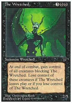The Wretched, Chronicles, Magic the Gathering