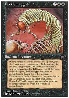 Takklemaggot, Chronicles, Magic the Gathering