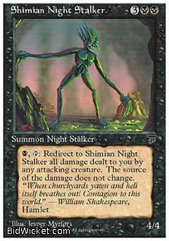 Shimian Night Stalker, Chronicles, Magic the Gathering
