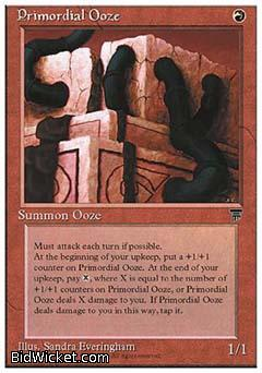 Primordial Ooze, Chronicles, Magic the Gathering