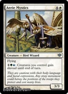 Aerie Mystics, Conflux, Magic the Gathering