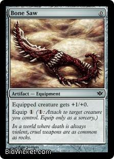 Bone Saw, Conflux, Magic the Gathering