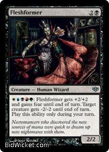 Fleshformer, Conflux, Magic the Gathering
