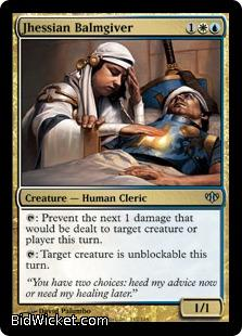 Jhessian Balmgiver, Conflux, Magic the Gathering