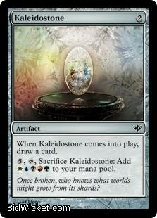 Kaleidostone, Conflux, Magic the Gathering