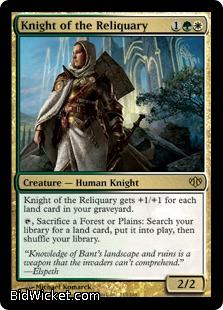Knight of the Reliquary, Conflux, Magic the Gathering