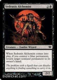 Sedraxis Alchemist, Conflux, Magic the Gathering