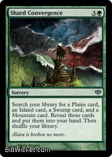 Shard Convergence, Conflux, Magic the Gathering
