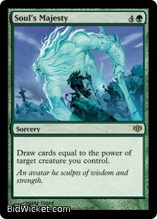Soul's Majesty, Conflux, Magic the Gathering
