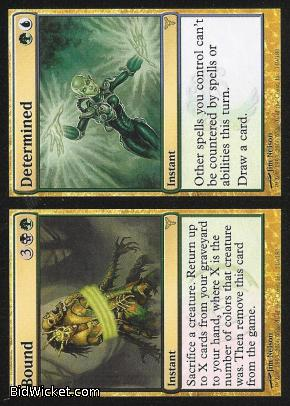 Bound / Determined, Dissension, Magic the Gathering