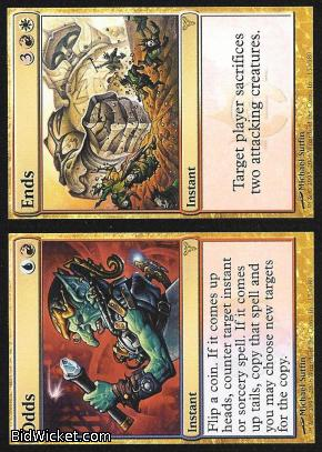 Odds / Ends, Dissension, Magic the Gathering