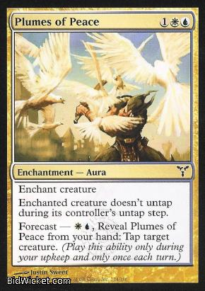 Plumes of Peace, Dissension, Magic the Gathering