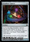 Armillary Sphere, Duel Decks: Knights vs Dragons, Magic the Gathering