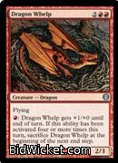 Dragon Whelp, Duel Decks: Knights vs Dragons, Magic the Gathering