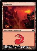 Mountain, Duel Decks: Knights vs Dragons, Magic the Gathering