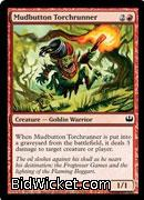 Mudbutton Torchrunner, Duel Decks: Knights vs Dragons, Magic the Gathering