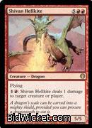 Shivan Hellkite, Duel Decks: Knights vs Dragons, Magic the Gathering
