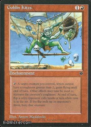 Goblin Kites, Fallen Empires, Magic the Gathering