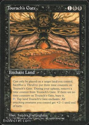 Tourach's Gate, Fallen Empires, Magic the Gathering
