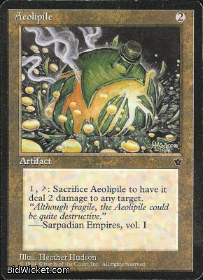 Aeolipile, Fallen Empires, Magic the Gathering