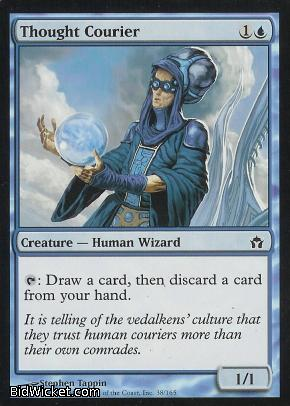 Thought Courier, Fifth Dawn, Magic the Gathering