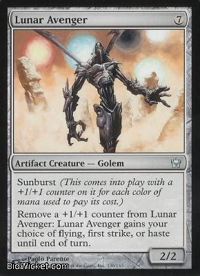 Lunar Avenger, Fifth Dawn, Magic the Gathering