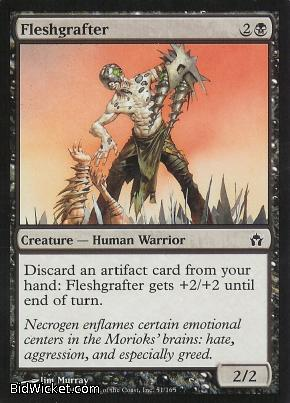 Fleshgrafter, Fifth Dawn, Magic the Gathering