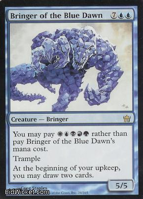 Bringer of the Blue Dawn, Fifth Dawn, Magic the Gathering