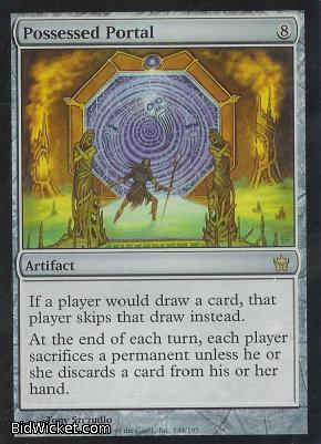 Possessed Portal, Fifth Dawn, Magic the Gathering