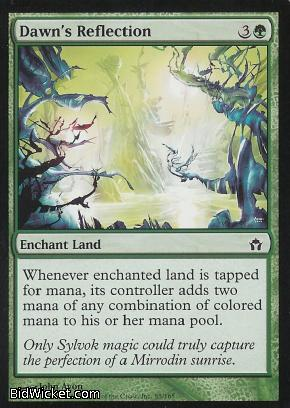 Dawn's Reflection, Fifth Dawn, Magic the Gathering
