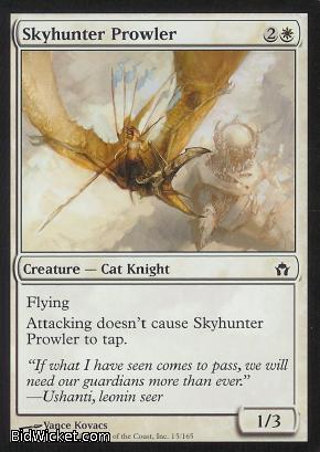 Skyhunter Prowler, Fifth Dawn, Magic the Gathering