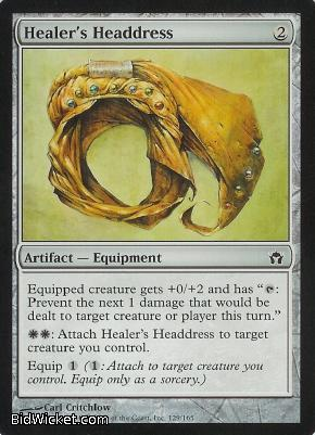 Healer's Headdress, Fifth Dawn, Magic the Gathering