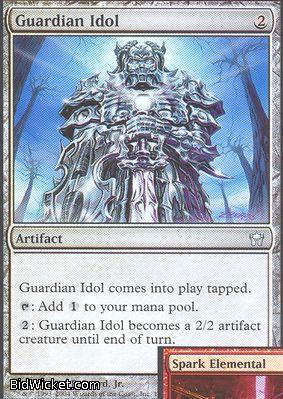 Guardian Idol, Fifth Dawn, Magic the Gathering