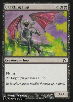 Cackling Imp, Fifth Dawn, Magic the Gathering